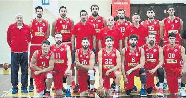 Basketbolda bölge takımları turnuvada