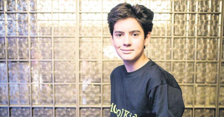 Dünyanın en cool ve genç CEO'su Jenk!