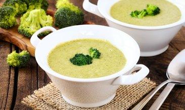 En sağlıklı brokoli çorbası tarifi
