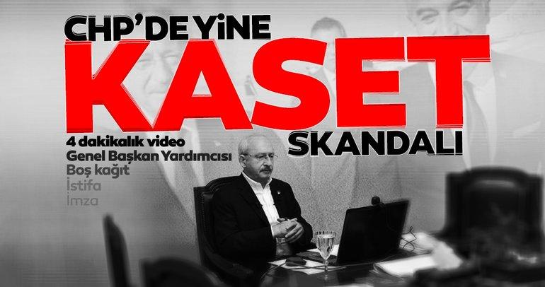Son dakika | CHPde yeni kaset skandalı! Vekilin istifa nedeni belli oldu
