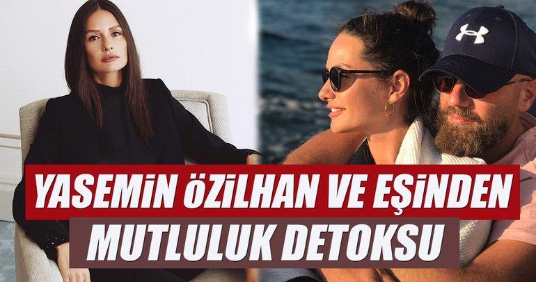 Yasemin Özilhan ile İzzet Özilhan'dan sürpriz karar