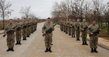 Son dakika: Bedelli askerlikte kapılar açıldı! Askerler ve aldıkları eğitim görüntülendi