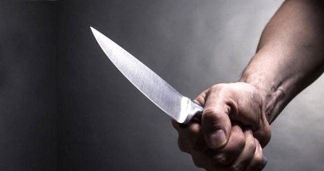 Samsun'da bir gence bıçaklı saldırı!