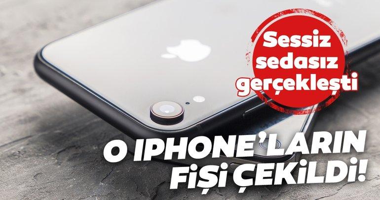 O iPhone modellerinin fişi çekildi! Apple'ın iPhone SE 2020 tanıtımından sonra...