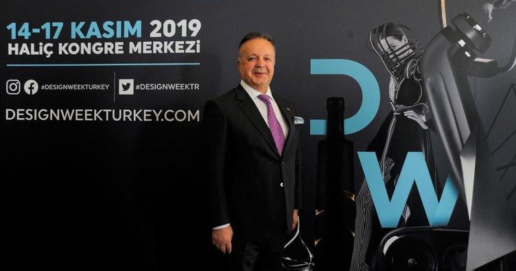 Design Week Turkey'de hedef 100 bin katılımcı
