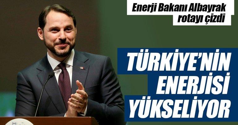 Türkiye'nin enerjisi yükseliyor