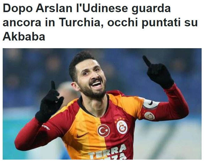 Galatasaray'ın yıldızı Emre Akbaba'ya İtalya'dan talip çıktı