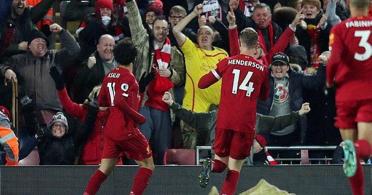 Liverpool, adım adım şampiyonluğa yürüyor