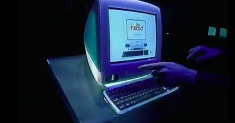 iMac 20 yaşında