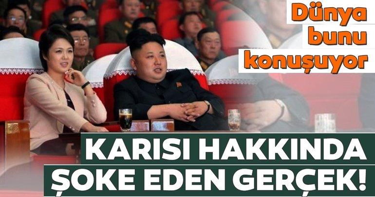 Kim Jong Un'un eşi ve Kuzey Kore hakkında şoke eden gerçekler!