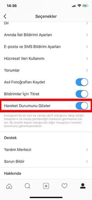 WhatsApp'ın Son görülme özelliği Instagram'da! Instagram son görülme özelliği nasıl kapatılır?