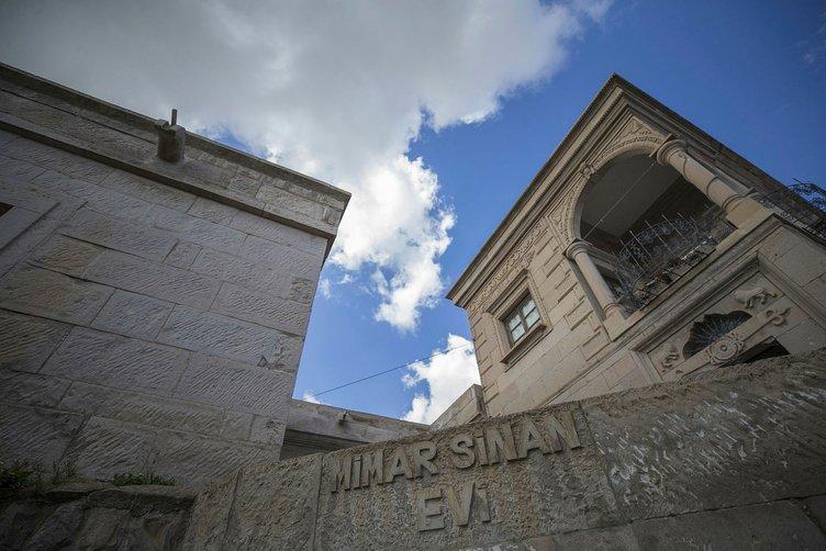 Mimar Sinan'ın evine ziyaretçi akınına uğruyor!