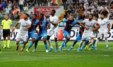 Trabzonspor, Süper Lig'de yeni sezona 1 puanla başladı