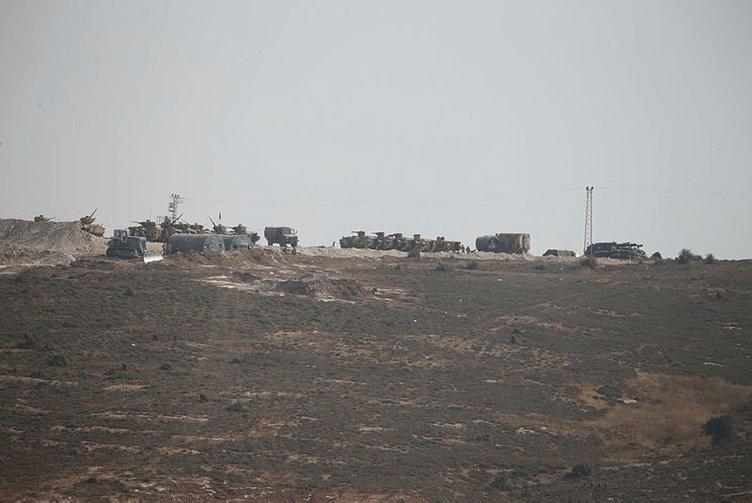 Son dakika haberi: İdlib'de stratejik operasyon: Türk askeri kritik noktaya konuşlandı