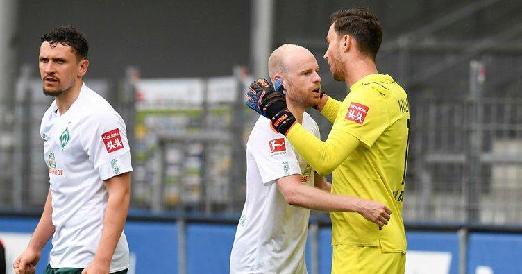 Werder Bremen deplasmanda tek attı 3 aldı! Freiburg 0-1 Werder Bremen MAÇ SONUCU