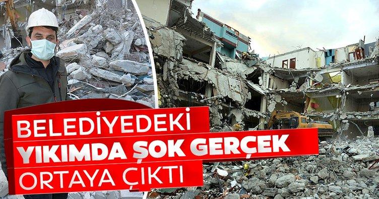 Son dakika: Avcılar Belediyesi binasının yıkımında şoke eden gerçek ortaya çıktı: Meğer...