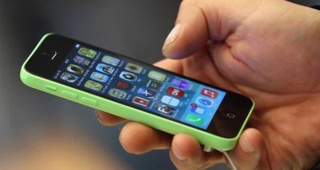 Telefon ekranı körlüğe sebep olabilir!