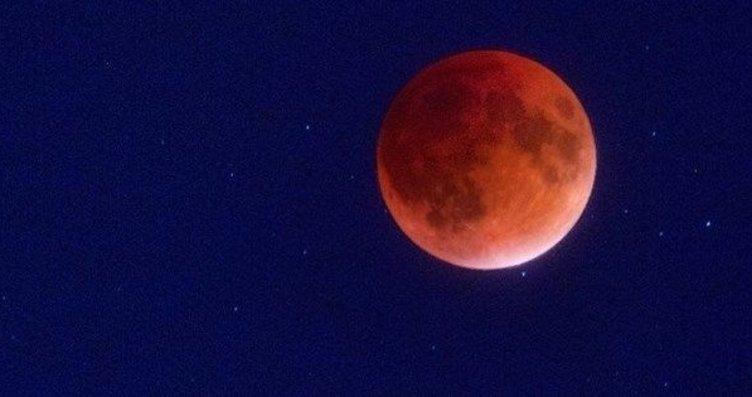 2019un Ilk Ay Tutulması Süper Kanlı Kurt Ay Için Geri Sayım