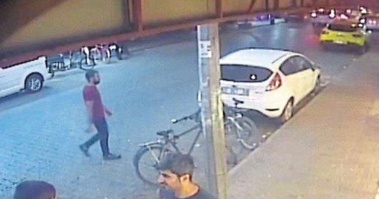 Elma satın alan vatandaşın bisikletini çaldı