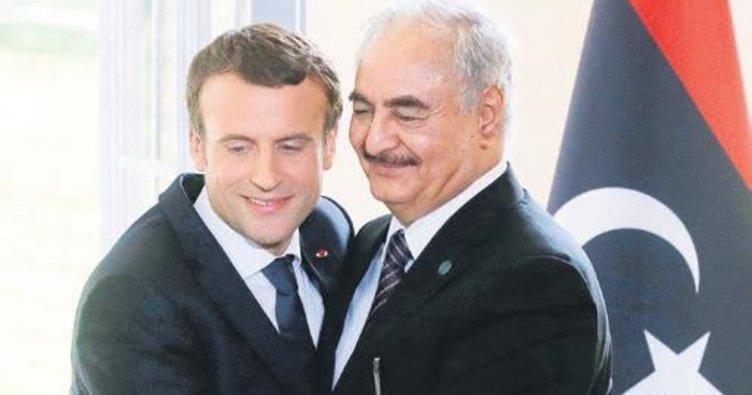 Macron yeni kirli ittifaklar peşinde