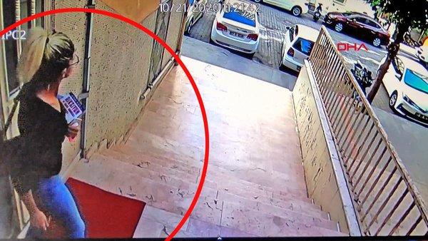 Son dakika! Diyarbakır'da kadın cinayeti! Melek Aslan'ın ölüme yürüdüğü görüntüler ortaya çıktı | Video