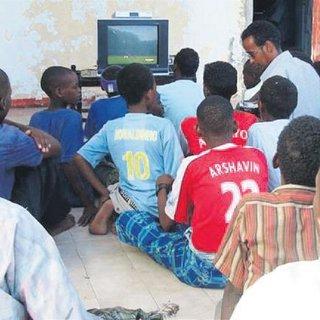 Somali'de Türk dizileri furyası