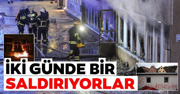 Almanya'da her iki günde bir camiler bombalı tehdidin hedefi oluyor