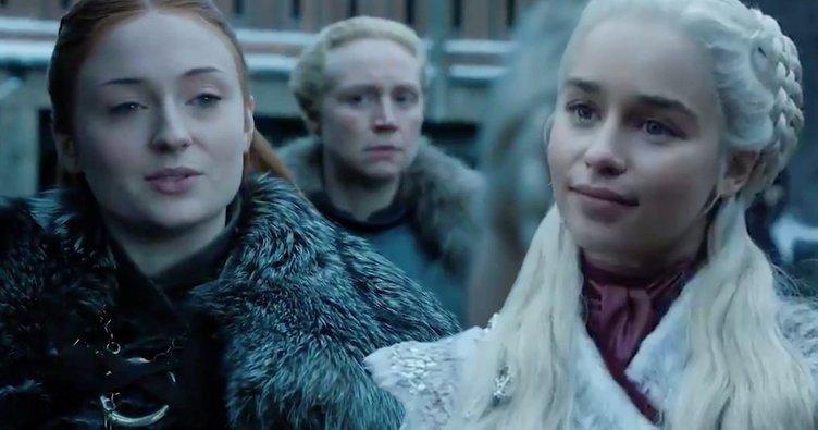 Game Of Thrones 8. Sezon 3. Bölüm nasıl izlenir? Game Of Thrones GOT yeni bölüm yayınlandı mı?