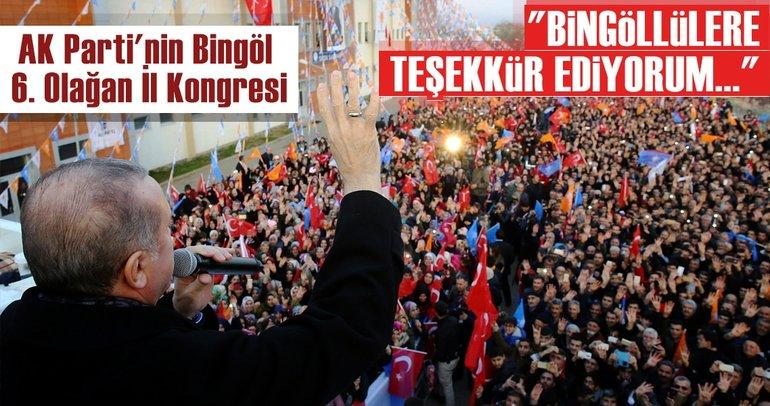Cumhurbaşkanı Erdoğan: Hiçbir güç Türkiye'yi bölemez