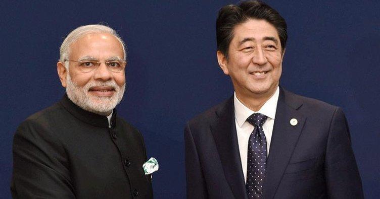 Japonya ve Hindistan'dan Kuzey Kore'ye kınama