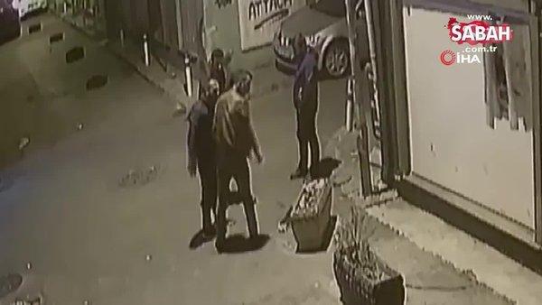 Patronunun işçisini döverek öldürdüğü anlar kamerada | Video