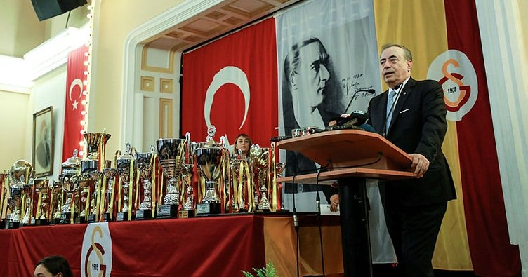 Mustafa Cengiz: Galatasaray olumlu ilklerin takımı olmaya devam edecek