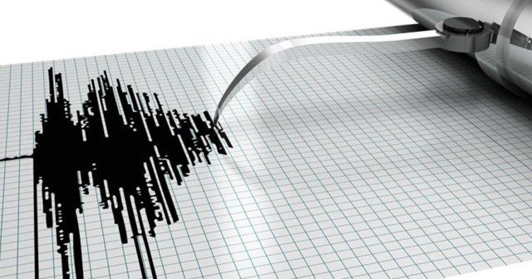 Son dakika: Manisa'da korkutan deprem!