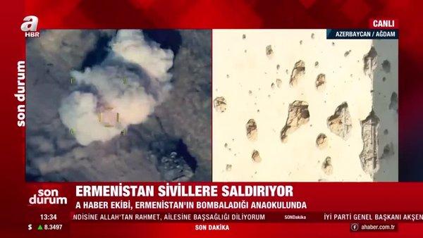 Son Dakika: Ermenistan 4 çocuğu öldürdü... Sivilleri hedef almaya devam ediyorlar