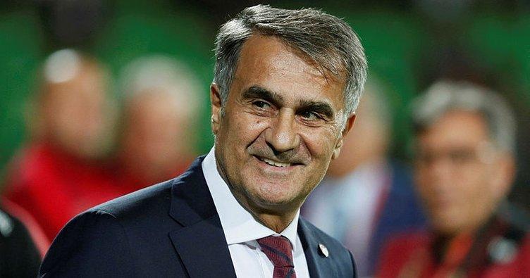 """Şenol Güneş: """"Arnavutluk maçı en önemli maçımız"""""""