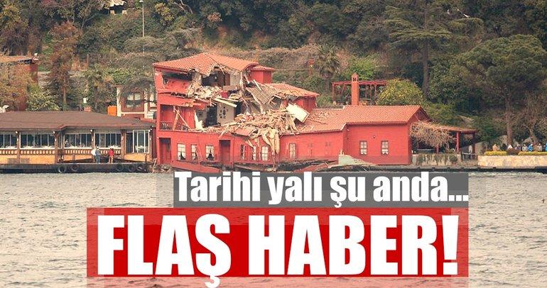 İstanbul Boğazı'ndaki gemi kazası ile ilgili son dakika!