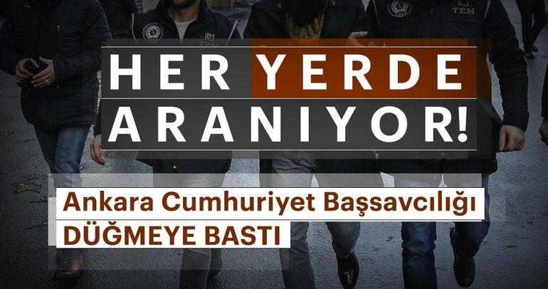 Son dakika: Ankara'da FETÖ operasyonu! 25 gözaltı kararı...