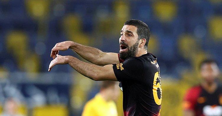 Son dakika: Ankaragücü Galatasaray maçı sonrası Arda Turan'dan flaş sözler!
