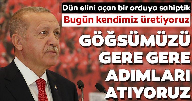 Başkan Erdoğan Orta Anadolu Ekonomi Forumu'nda kritik mesajlar