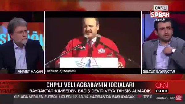 Selçuk Bayraktar'dan CHP'li Veli Ağbaba'nın iftiralarına yanıt   Video