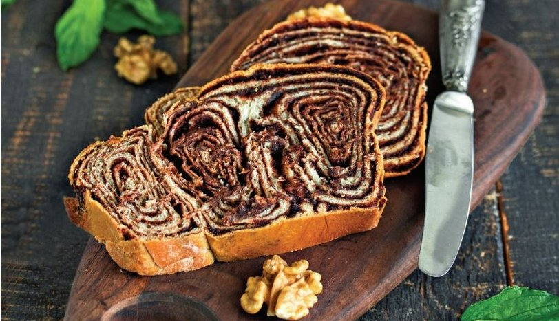 Cevizli Tatlı Ekmek