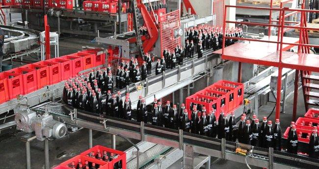Coca-Cola Gazze'de 4.fabrikasını açtı