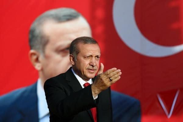 Erdoğan Arnavutluk'ta