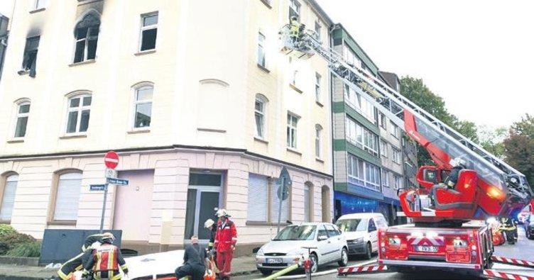 Essen'de patlama: İki kişi öldü