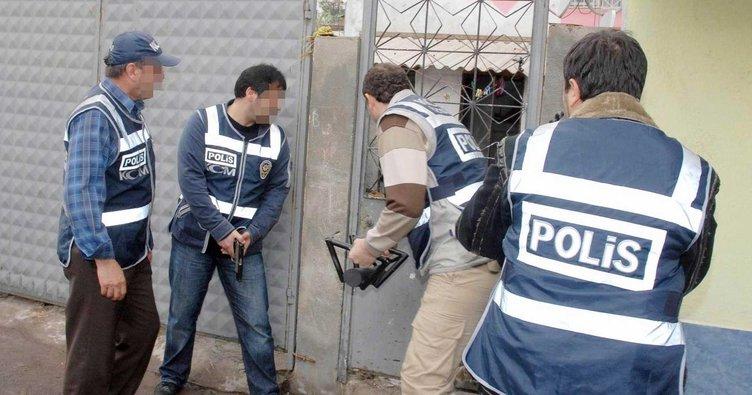 Başkent'teki dev uyuşturucu operasyonunda 163 tutuklama