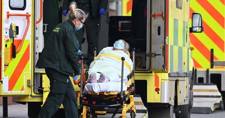 İngiltere ve Fransa'da koronavirüs bilançosu ağırlaşıyor