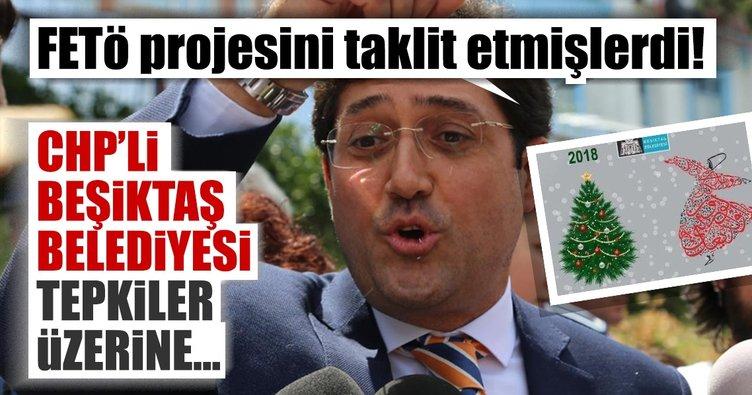 Son dakika: Beşiktaş Belediyesi, Noel ve Şeb-i Arus'un birlikte kutlanacağı etkinliği iptal etti