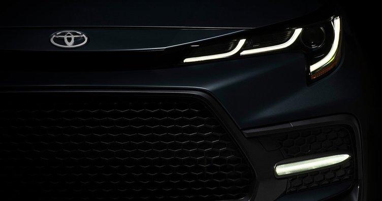 Yeni Toyota Corolla Sedan Resmen Tanitildi Iste 2020 Toyota Corolla