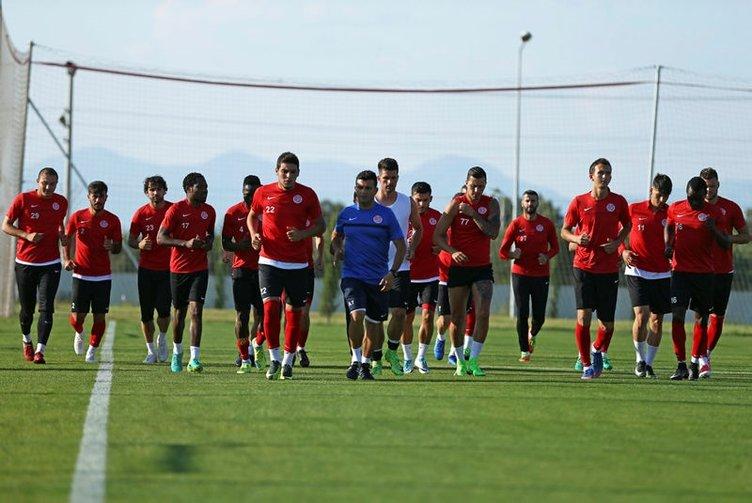 Galatasaray ile transfer görüşmesi başladı