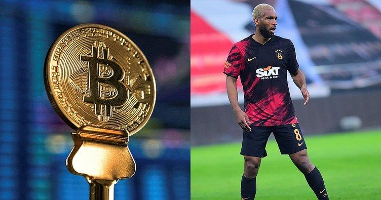 Galatasaray'ın yıldızı Ryan Babel Bitcoin'den kasayı doldurdu! Futbolcuların primlerini geçti...